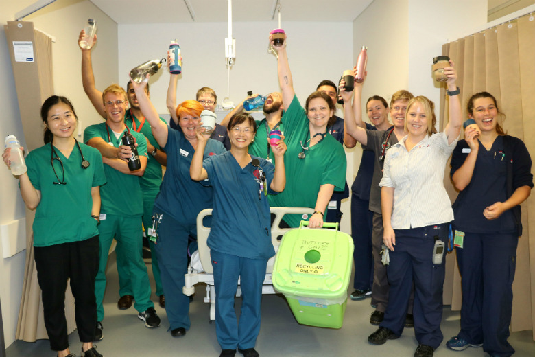 SGH ED Staff with keeper cups  - for website.jpg