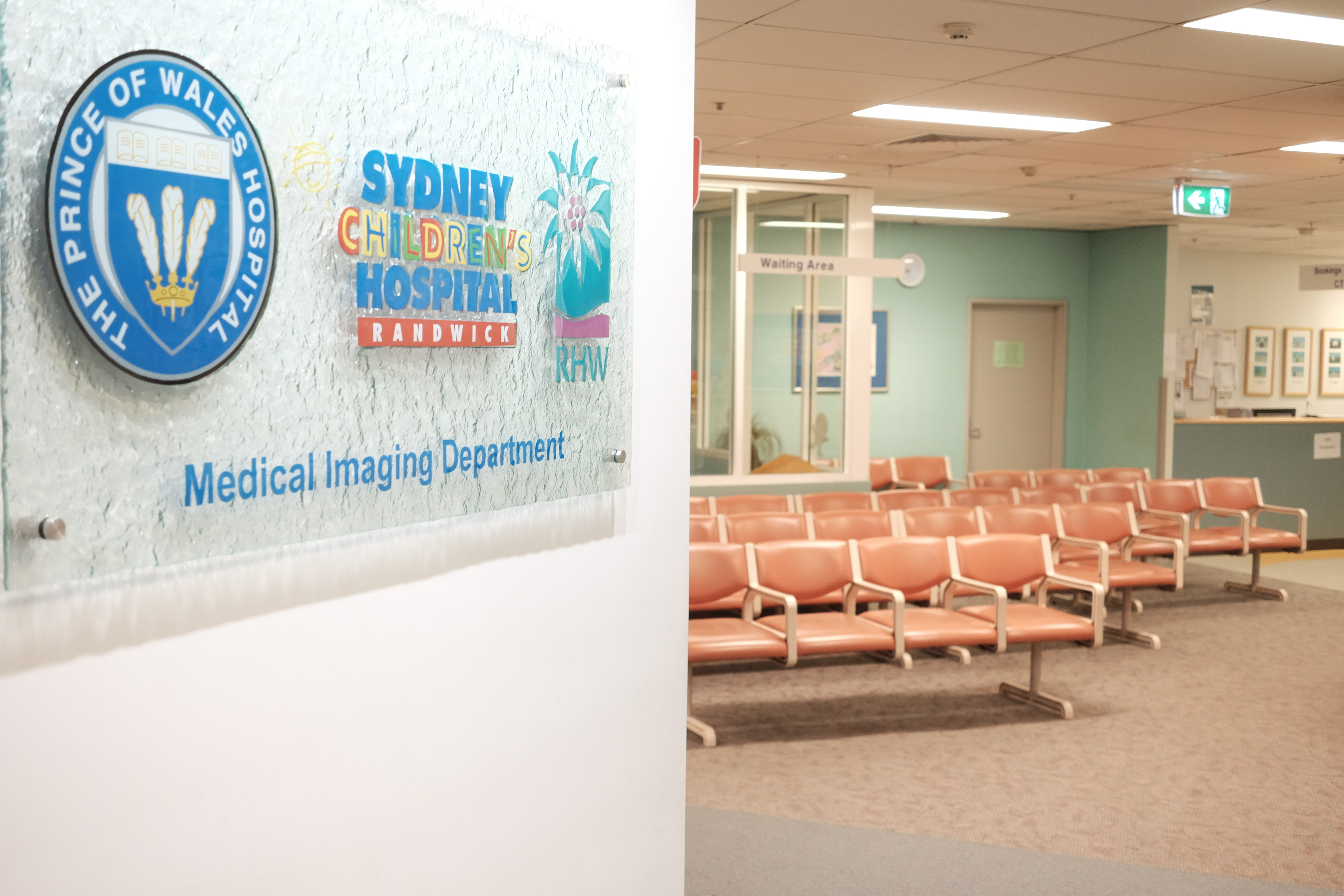 Medical Imaging entrance