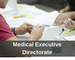 Medical Executive Directorate